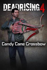 Dead Rising 4 - Candy Cane Crossbow