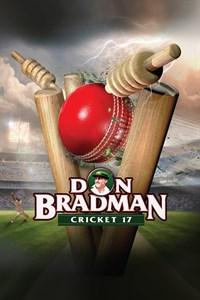 Carátula del juego Don Bradman Cricket 17