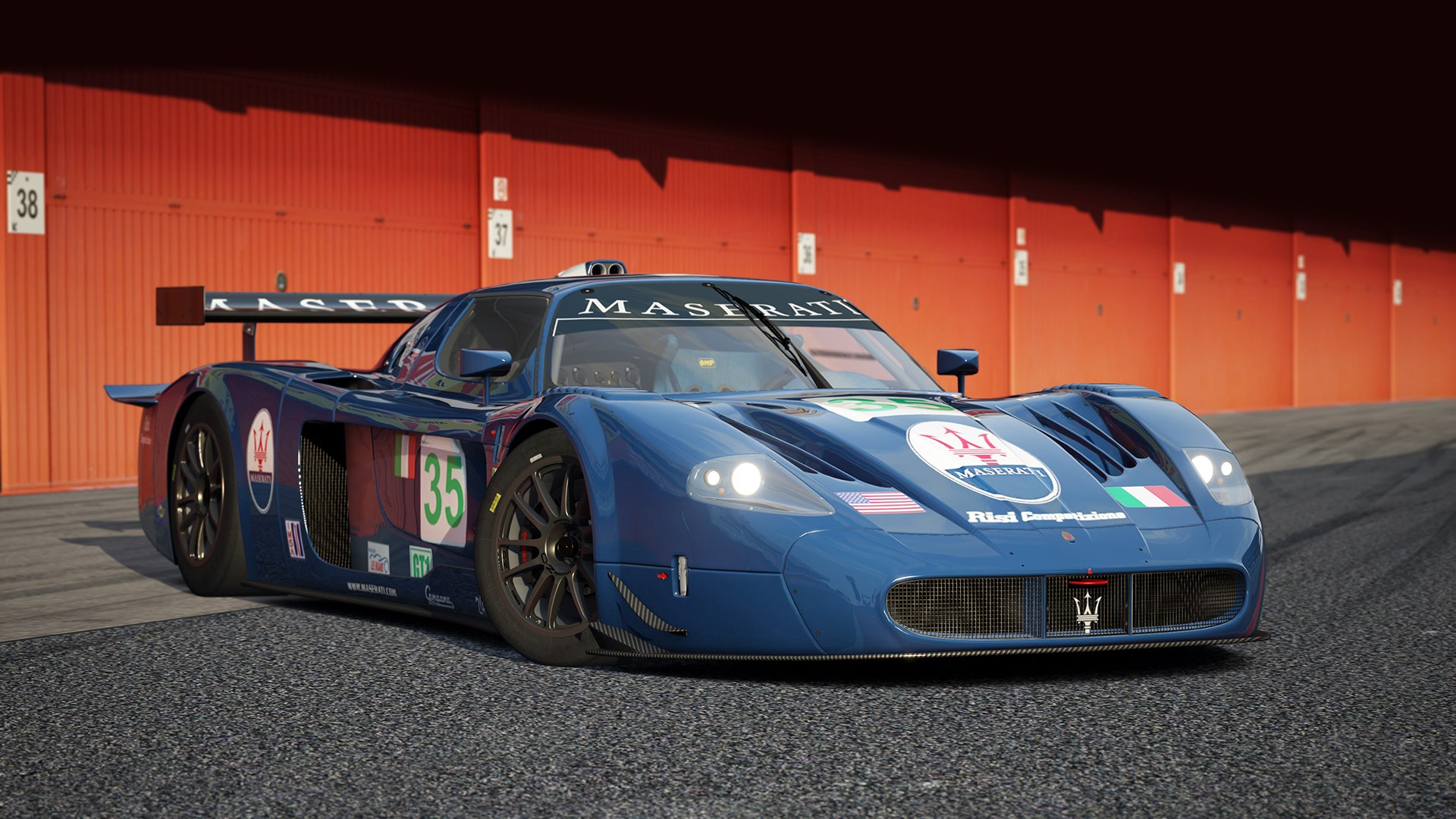 Assetto Corsa - Ready To Race DLC