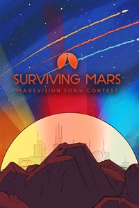 Carátula del juego Surviving Mars: Marsvision Song Contest
