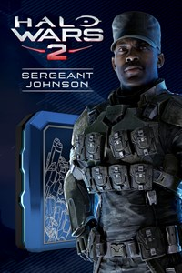 Sergeant Johnson Leader Pack