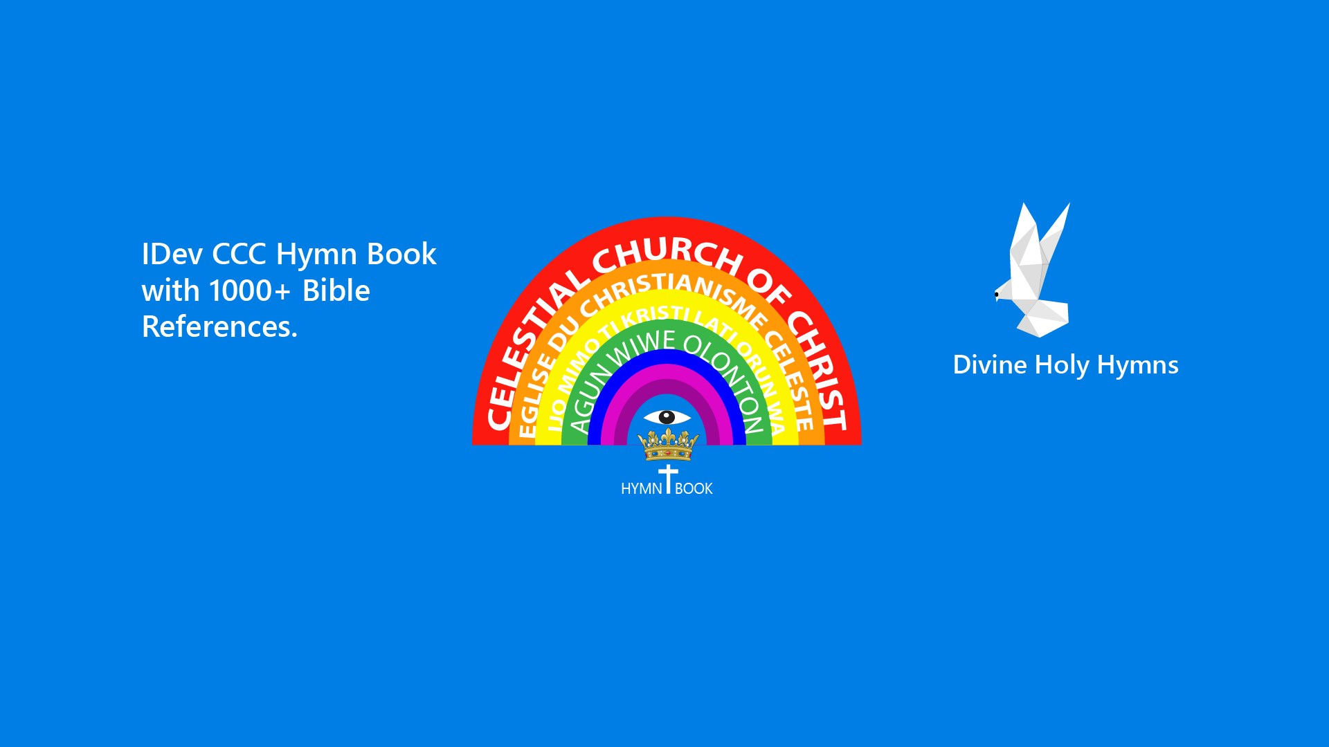 Get C C C Hymn Book with Bible References - Microsoft Store