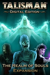 Talisman: Digital Edition - The Realm of Souls Expansion
