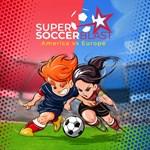 Super Soccer Blast: America vs Europe Logo