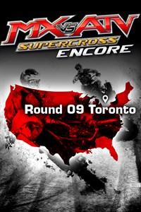 Carátula del juego 2017 SX Round 09 Toronto
