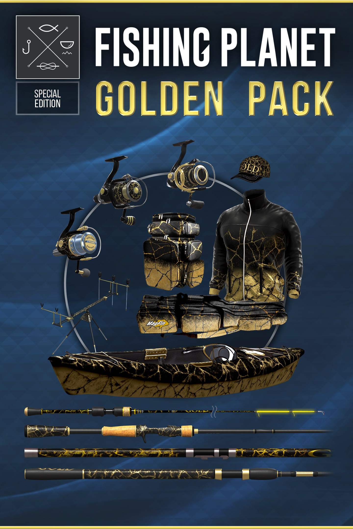 Buy Fishing Planet: Golden Pack - Microsoft Store en-GB