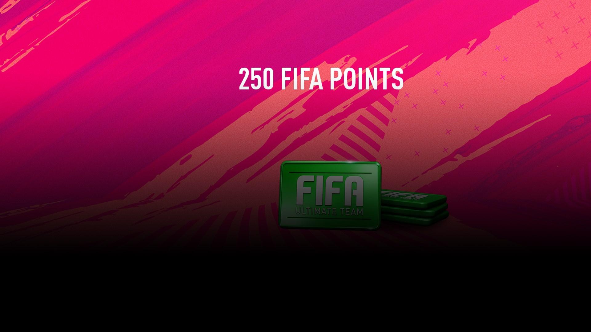 FIFA Points 250