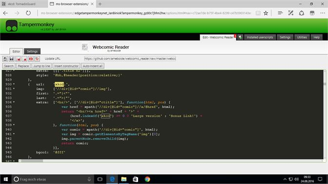 Get Tampermonkey - Microsoft Store