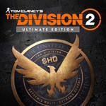 Tom Clancy's The Division® 2 - Ultimate Edition Logo