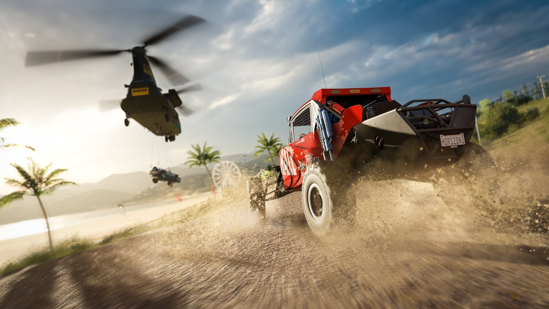 Скриншот №13 к Forza Horizon 3 ultimate-издание