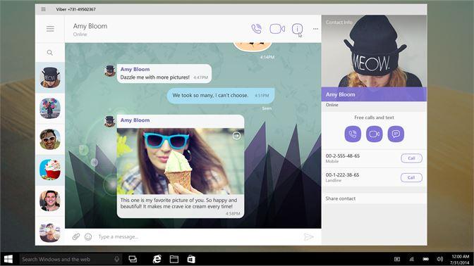 Get Viber - Microsoft Store