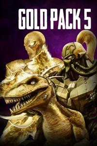 Carátula del juego Gold Skin Pack 5