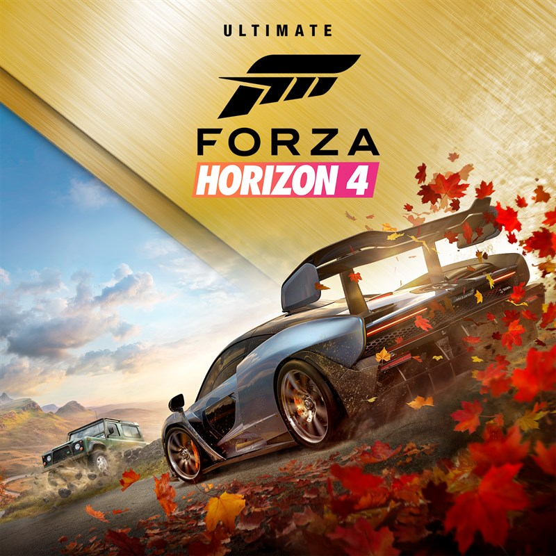 1 discount on forza horizon 4 ultimate edition xbox one. Black Bedroom Furniture Sets. Home Design Ideas