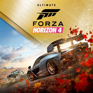 Forza Horizon 4 Ultimate kiadás Xbox One