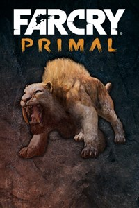 Far Cry Primal - Flame fang sabretooth skin