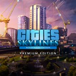 Cities: Skylines - Premium Edition 2 Logo