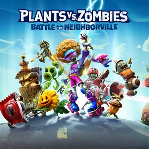 Plants vs. Zombies: Battle for Neighborville™ Standard Edition Xbox One