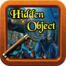 Hidden Objects - Loch Ness Monster - The New York Library - The Vampire Diaries