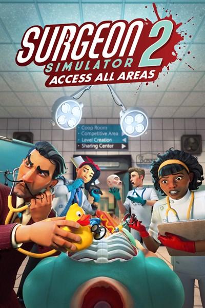 Surgeon Simulator 2