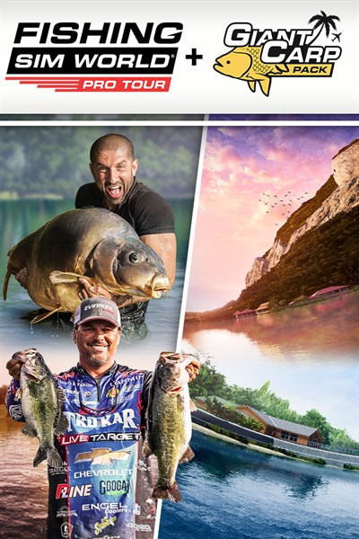 Fishing Sim World: Pro Tour + Giant Carp pack
