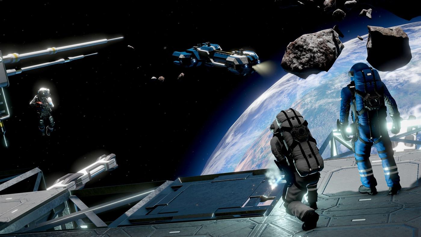 Análisis Space Engineers - Xbox One 1