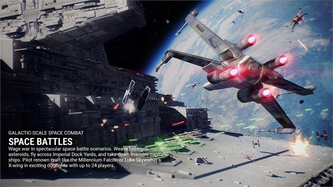 Buy STAR WARS™ Battlefront™ II - Microsoft Store en-CA