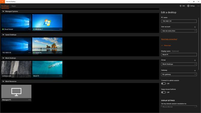 Get Microsoft Remote Desktop - Microsoft Store