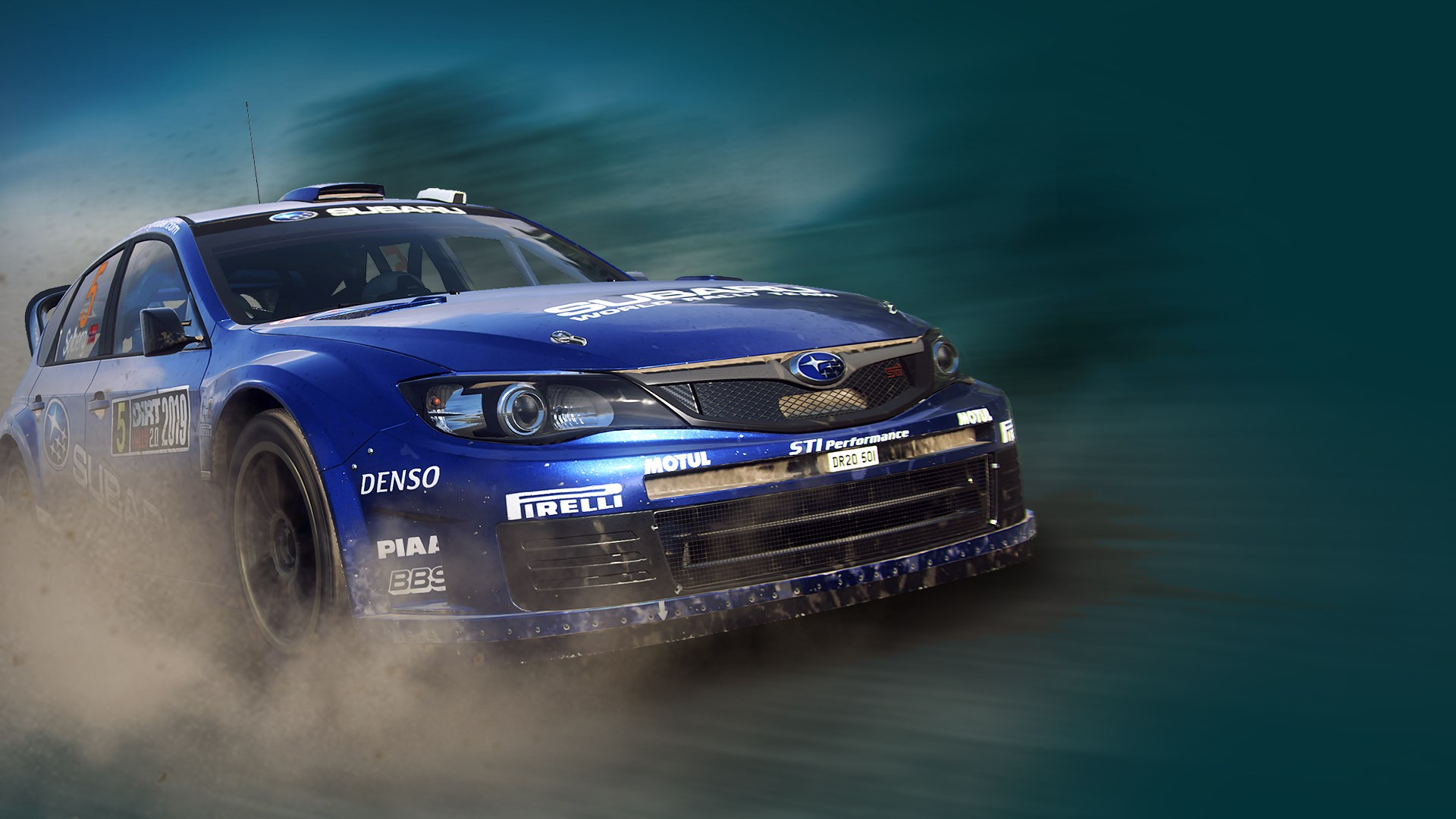 DiRT Rally 2.0 - Subaru Impreza