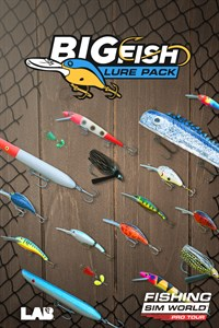 Fishing Sim World®: Pro Tour - Big Fish Lure Pack