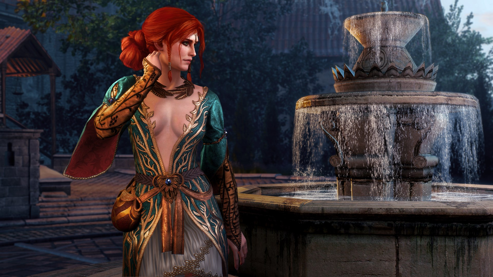 Alternative look for Triss