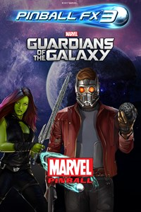 Pinball FX3 - Marvel's Guardians of the Galaxy