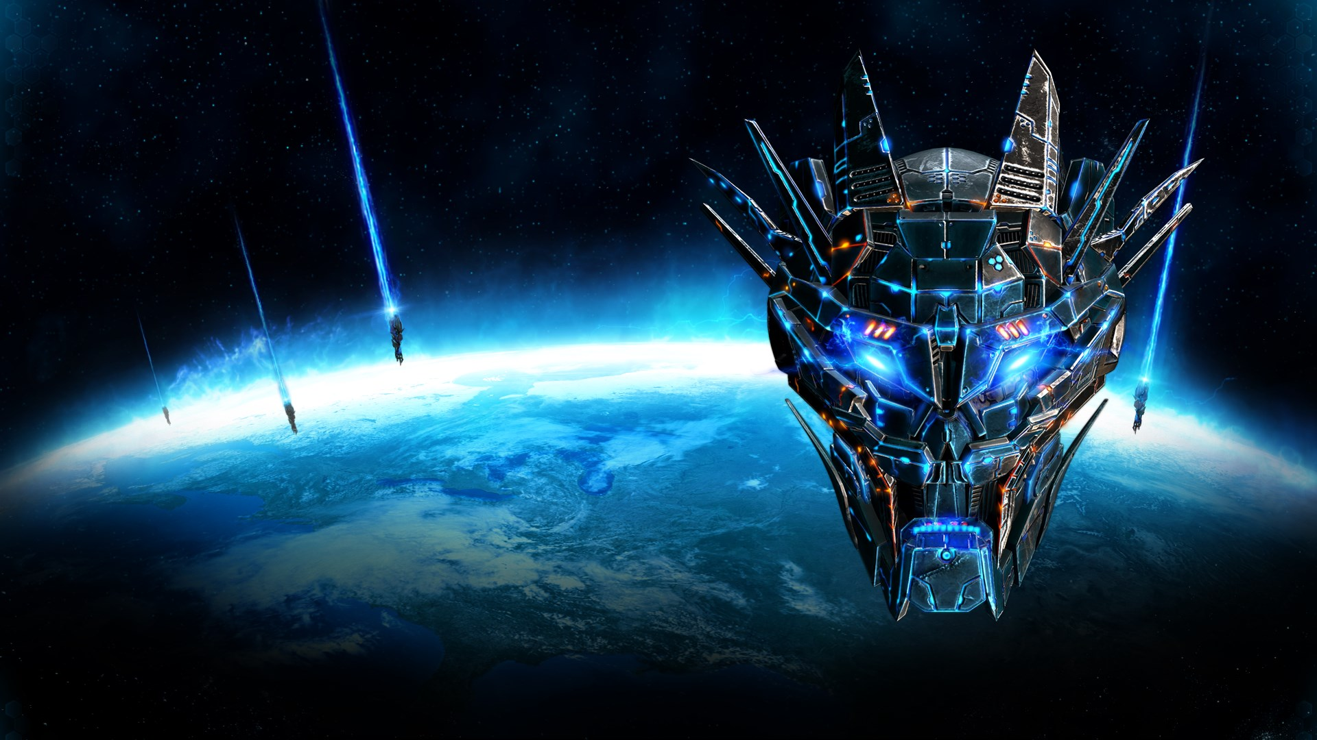 X-Morph: Defense European Assault