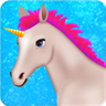baby unicorn care games