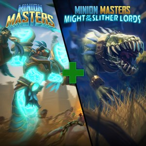 100% off Bundle: Minion Masters + Might of the Slither Lords DLC Xbox One