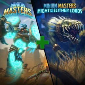Paquete con 100% de descuento: Minion Masters + DLC El poder de los lores serpenteantes Xbox One