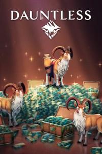 Carátula del juego Dauntless - 10,000 (+4,000 Bonus) Platinum