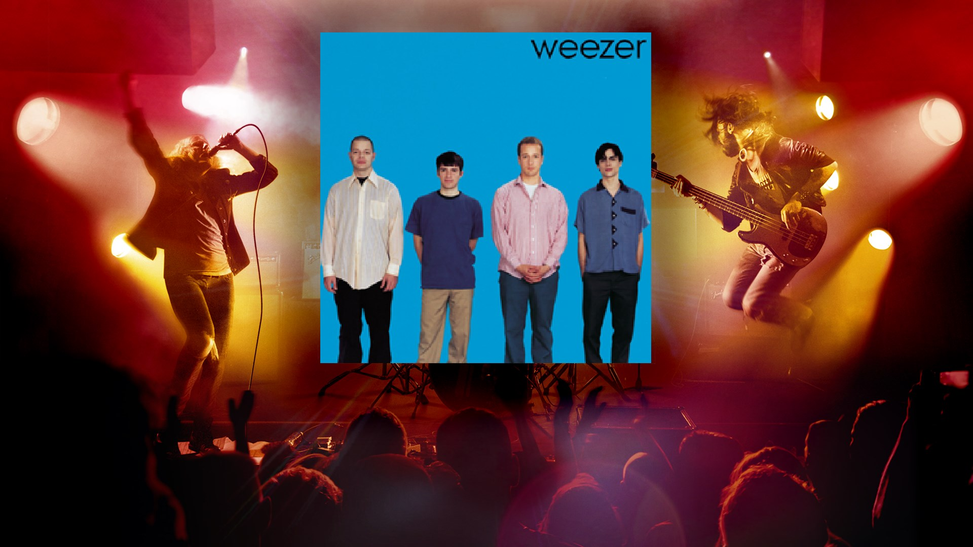 """""""Undone - The Sweater Song"""" - Weezer"""