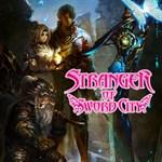 Stranger of Sword City Logo