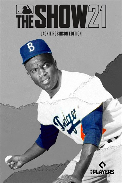 MLB® The Show™ 21 Jackie Robinson Edition Preorder - Current and Next Gen Bundle