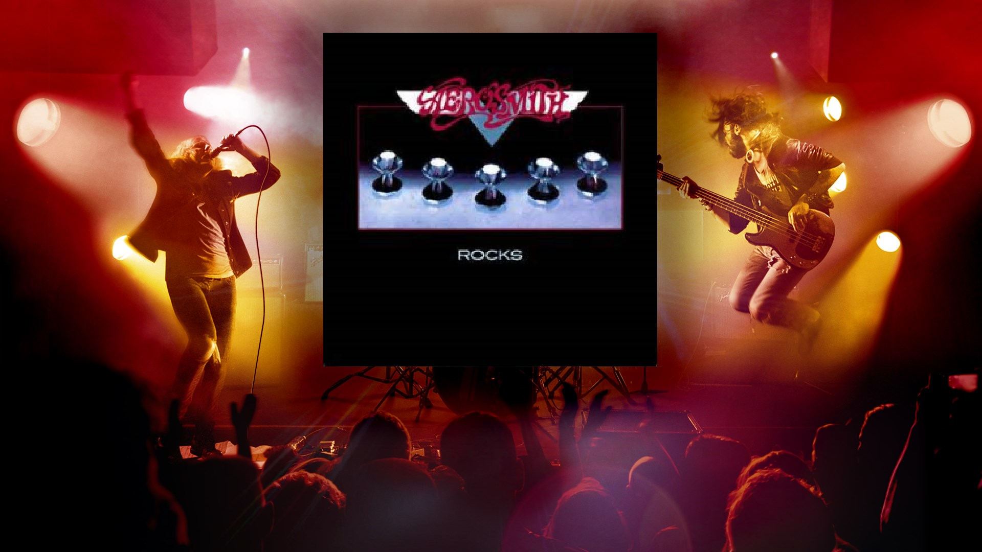 """Rats in the Cellar"" - Aerosmith"