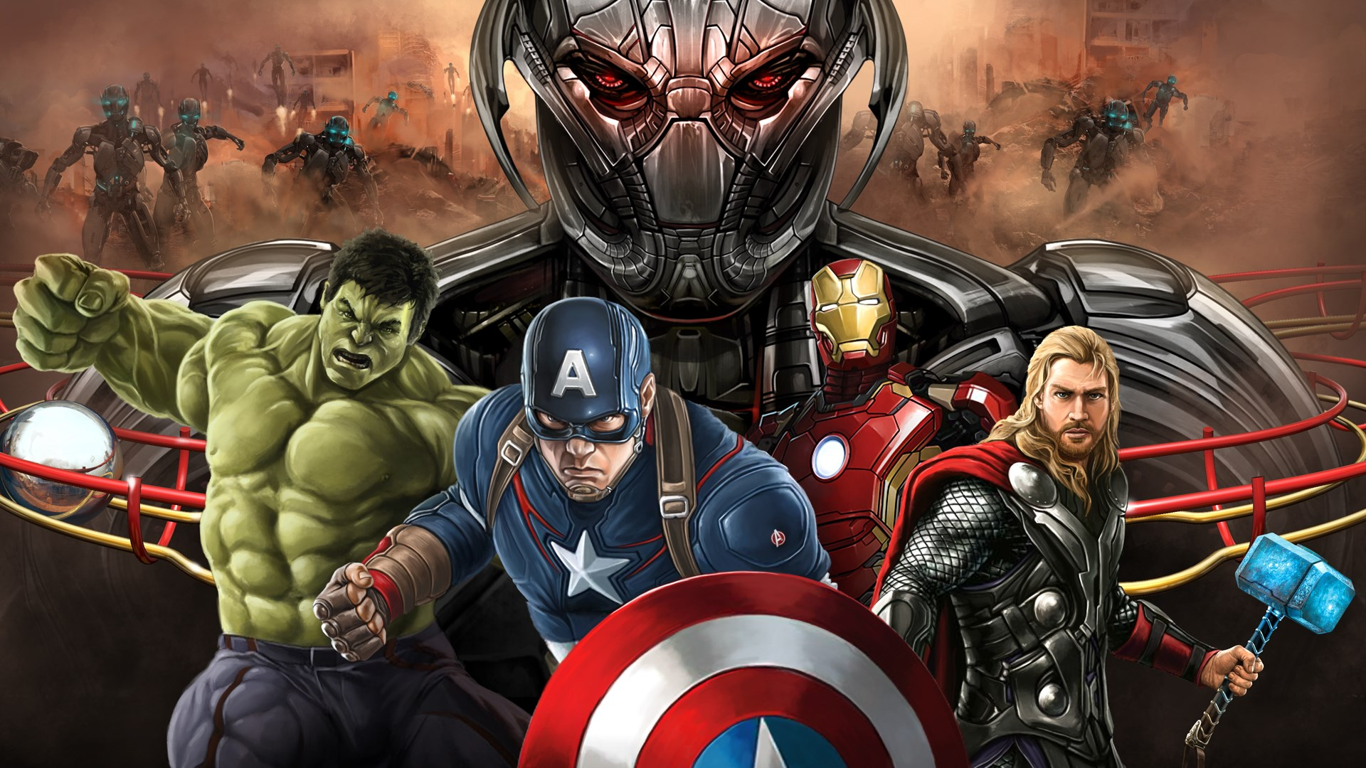 Pinball FX3 - Marvel's Avengers: Age of Ultron