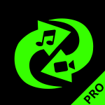 Video & Audio Converter PRO Logo