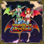 Demon's Crystals Logo