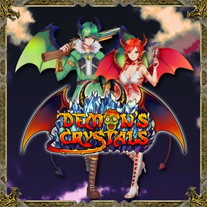 Demon's Crystals Xbox One