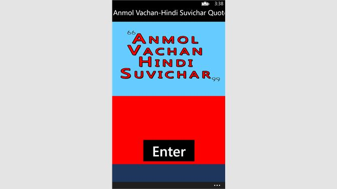 Get Anmol Vachan-Hindi Suvichar Quotes - Microsoft Store en-IN