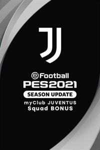 eFootball PES 2021 myClub JUVENTUS Squad BONUS