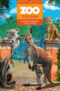 Carátula para el juego Zoo Tycoon: Ultimate Animal Collection de Xbox 360