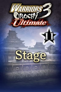Carátula del juego WARRIORS OROCHI 3 Ultimate STAGE PACK 11