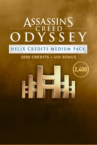 Assassin's Creed® Odyssey - CRÉDITOS DE HELIX - PAQUETE MEDIANO