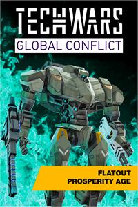 Techwars Global Conflict - Flatout Prosperity Age